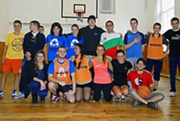 ДЕОС беше домакин на спортната среща за неформално обучение